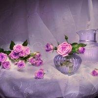 Романс и ночь, и акварель... :: Валентина Колова