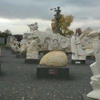Парк скульптур при ЦДХ :: Мила