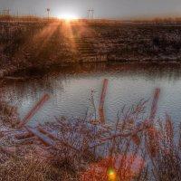 Последний луч солнца :: Дмитрий Е