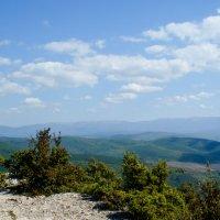 Крымские горы :: Александр Буторин
