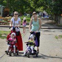 Ой, мамочки! :: Валерий Кабаков