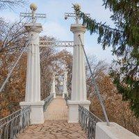 Висячий мост - любимое место молодожёнов Уфа :: Любовь Потеряхина