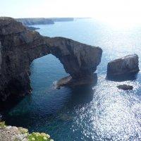 Зелёный мост Уэльса :: Natalia Harries