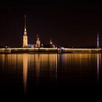 Петропавловская крепость :: Андрей Сазанов