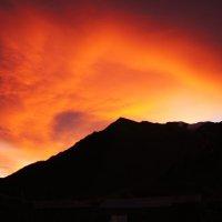 Восход в Рича :: Риган Рамазанов