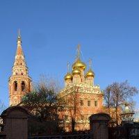 Храм Воскресения Христова в Кадашах. :: Oleg4618 Шутченко