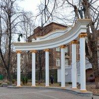 Сад Аквариум. Колоннада. :: Oleg4618 Шутченко