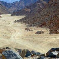 Горы Аравийской пустыни. :: Чария Зоя