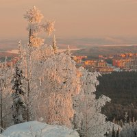 Зимний вечер :: vladimir Bormotov