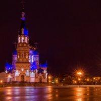 Огни ночного города #2 :: Алексей Масалов