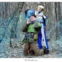 Warhammer 40k Tzeentch Cultist :: Kirchos Foto