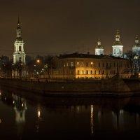Вечерняя прогулка по Коломне... :: Владимир Питерский