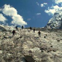 Лучше гор могут быть только горы... :: Сергей Карачин