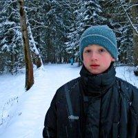 Хорошо на морозце! :: Григорий Кучушев