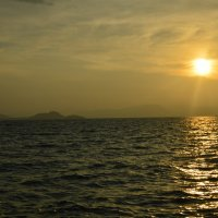 закат на Андаманском море :: N. Efimkina