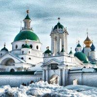 Спасо-Яковлевский монастырь. :: Виктор Новиков