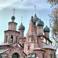 Старая, старая сказка.... :: Виктор Новиков