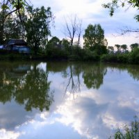 озеро в садах :: Юлия