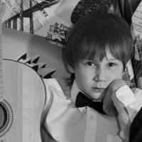 boy musician :: Dmitry Ozersky