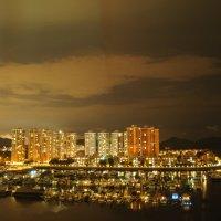 Ночной яхтклуб :: Владимир Бедак