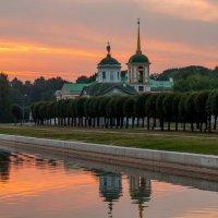 На закате :: Алексей Михалев