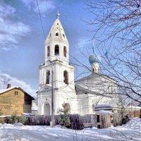 Церковь Одигитрии.Ростов Великий. :: Виктор Новиков