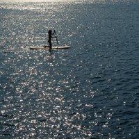 Бликующее море :: Юрий