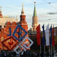 Самые перефотографированные места столицы :: Олег Лукьянов