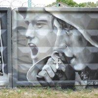 Вот это граффити! (фрагмент) :: NICKIII Михаил Г.