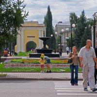 Родной город Омск. Тарские ворота :: Дмитрий Иванцов