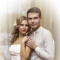 Дима и Настя :: Сергей Цевелёв