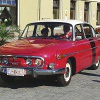 Ретро Татра Tatra 603 Sedan :: Евгений Кривошеев