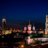 Новоспасский монастырь. :: Viktor Nogovitsin