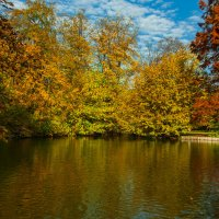 Осенний пейзаж :: Alexander Andronik