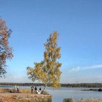 Золотая осень в Монрепо :: Николай