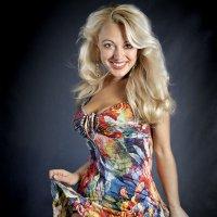 Актриса :: Борис Соловьев