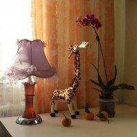 натюрморт с жирафом :: Александр Корнелюк