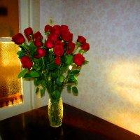 Любимые цветы :: раиса Орловская