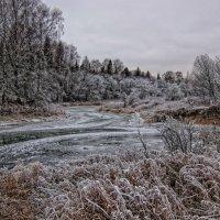 зимняя река :: Николай Черонов
