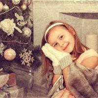 Рождественская открытка :: Ирина Kачевская