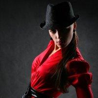 Красное и черное :: Александр Акилов