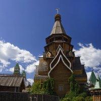 Храм Святителя Николая в Измайловском кремле :: sorovey Sol