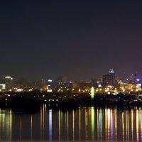 Огни ночного города. :: Anastasia Nikiforova