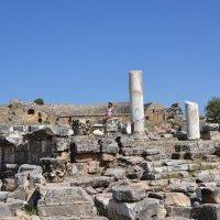 На развалинах древнего города :: Ольга Толмачева