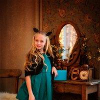 Маленькая волшебница :: Марина Зотова