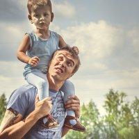 отцы и дети :: Тася Тыжфотографиня