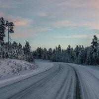 Путь домой :: Дмитрий Пархоменко