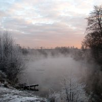 Туман. :: vkosin2012 Косинова Валентина