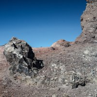 Скалы на Тейде :: Виктор Баштовой
