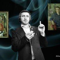 Портрет художника. :: Валерий Кабаков